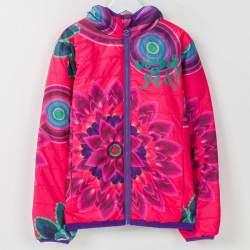 Desigual reversible coat