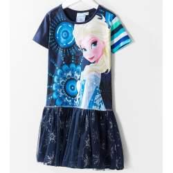 Desigual dress with Elsa