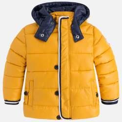 Mayoral sárga pufi kabát