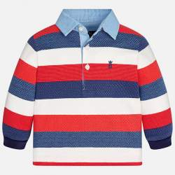 Mayoral csíkos pulóver