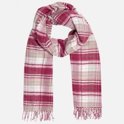 Mayoral checkered scarf