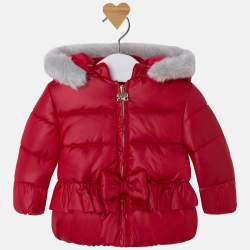 Mayoral piros masnis kabát