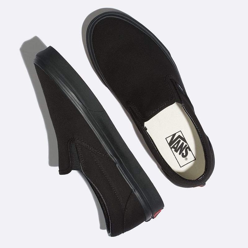 Vans Classic Slip-On fekete cipő 98a6d94717