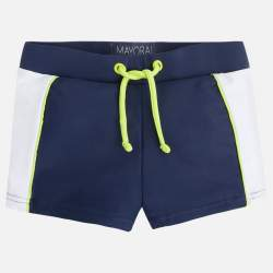 Mayoral blue swimming trunks