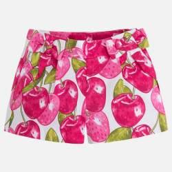 Mayoral cseresznyemintás rövidnadrág