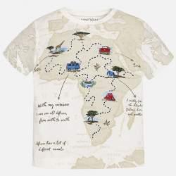 Mayoral szafaris póló