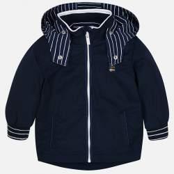 Mayoral blue wind jacket