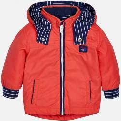 Mayoral red wind jacket