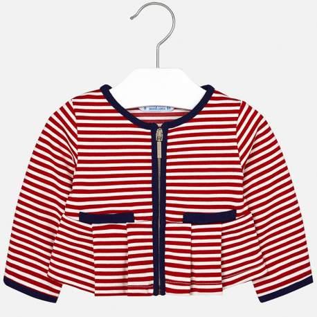 Mayoral striped jacket