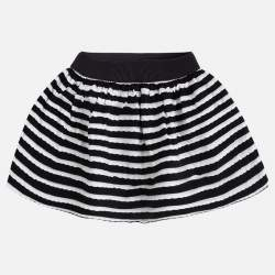 Mayoral striped skirt