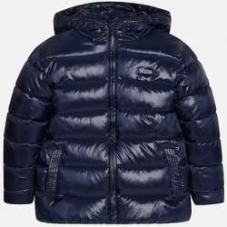 Mayoral/Nukutavake kék pufi kabát