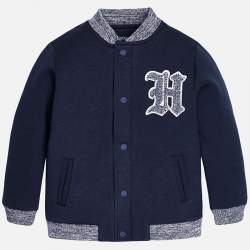 Mayoral kék baseball kabát