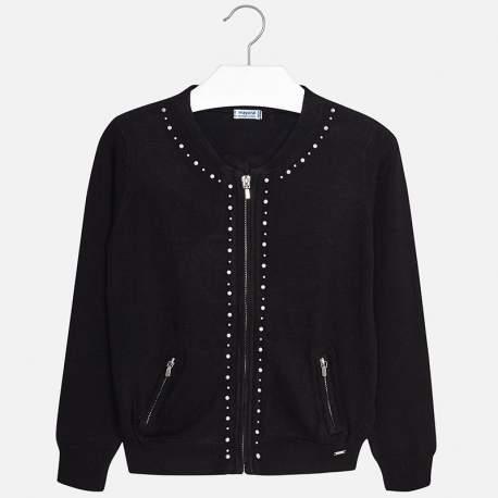 MAYORAL black cardigan