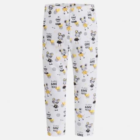 Mayoral  leggings with mouse