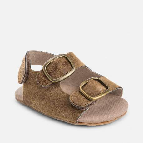 Mayoral brown sandals