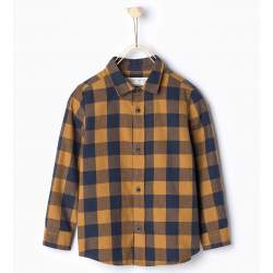 ZARA plaid shirt