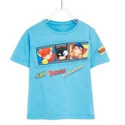 ZARA szuperhősös póló