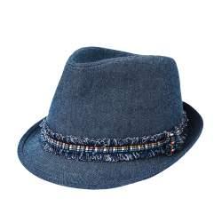 ZARA kék kalap