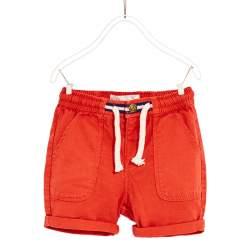 ZARA BABY piros rövidnadrág