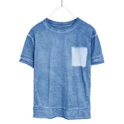 ZARA hátán feliratos póló