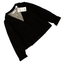 Obaibi black sport blazer