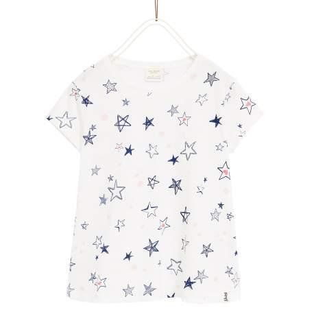 ZARA T-shirt with stars
