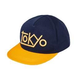 ZARA blue baseball cap