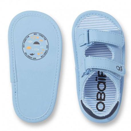Obaibi Blue Sandals