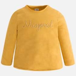Mayoral pink long sleeve T-Shirt