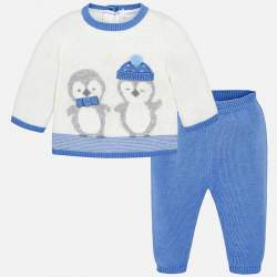 Mayoral knitted set