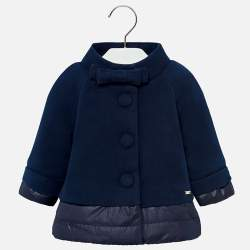 Mayoral blue coat