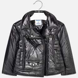 Mayoral silver padded coat