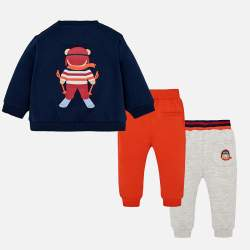 Mayoral 3 piece jogging set