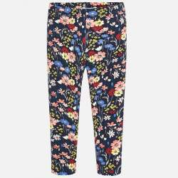 Mayoral  leggings with flowers