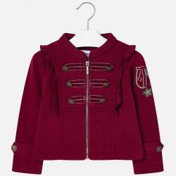 Mayoral cool claret pullover