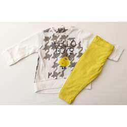 IDO yellow set