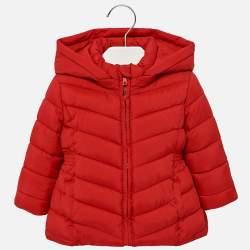 Mayoral red elegant jacket