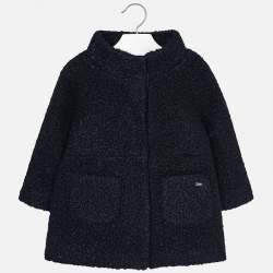 Mayoral blue elegant coat