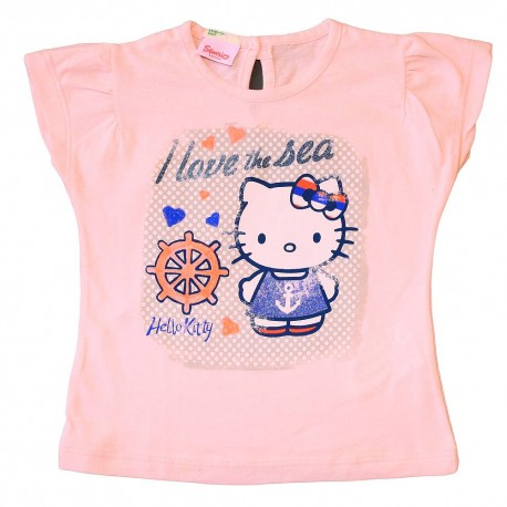 Benetton T-Shirt with Hello Kitty