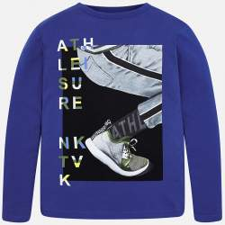 Mayoral/Nukutavake long sleeve T-Shirt
