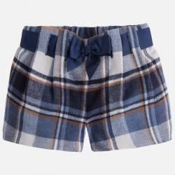 Mayoral checkered shorts