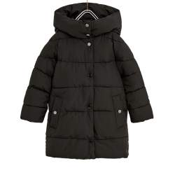 ZARA black winter jacket