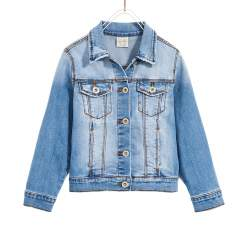 ZARA jeans spring jacket