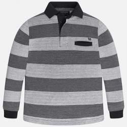 Mayoral/Nukutavake striped pullover