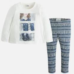 Mayoral  set - pullover + leggings