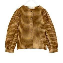 ZARA checkered long sleeve Shirt