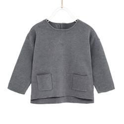 Zara knitted pulover