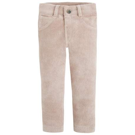 MAYORAL brown trousers
