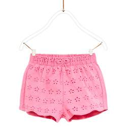 ZARA shorts with lace