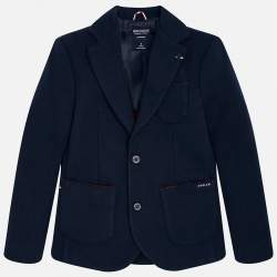 Mayoral/Nukutavake blue suit jacket